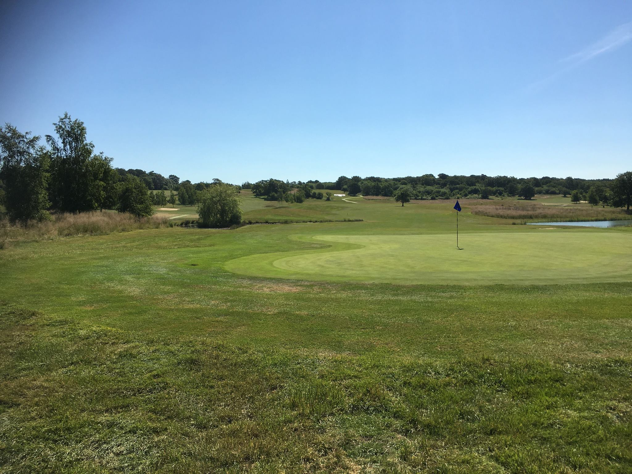 Studley Wood Gold Course