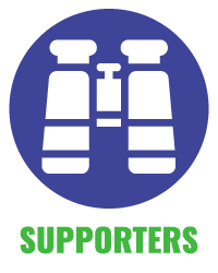 Supporters Menu Button